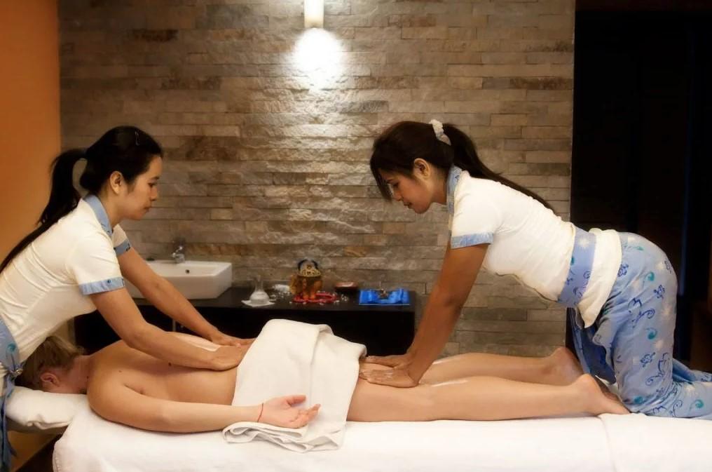 Прекрасный массаж на Кароне понравится всем