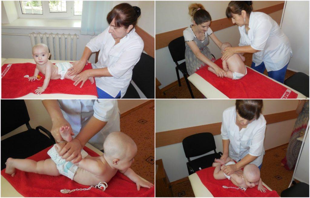 Делаем детский массаж и гимнастику при мышечной дистонии - обзор