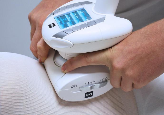 Методика LPG массажа для похудения